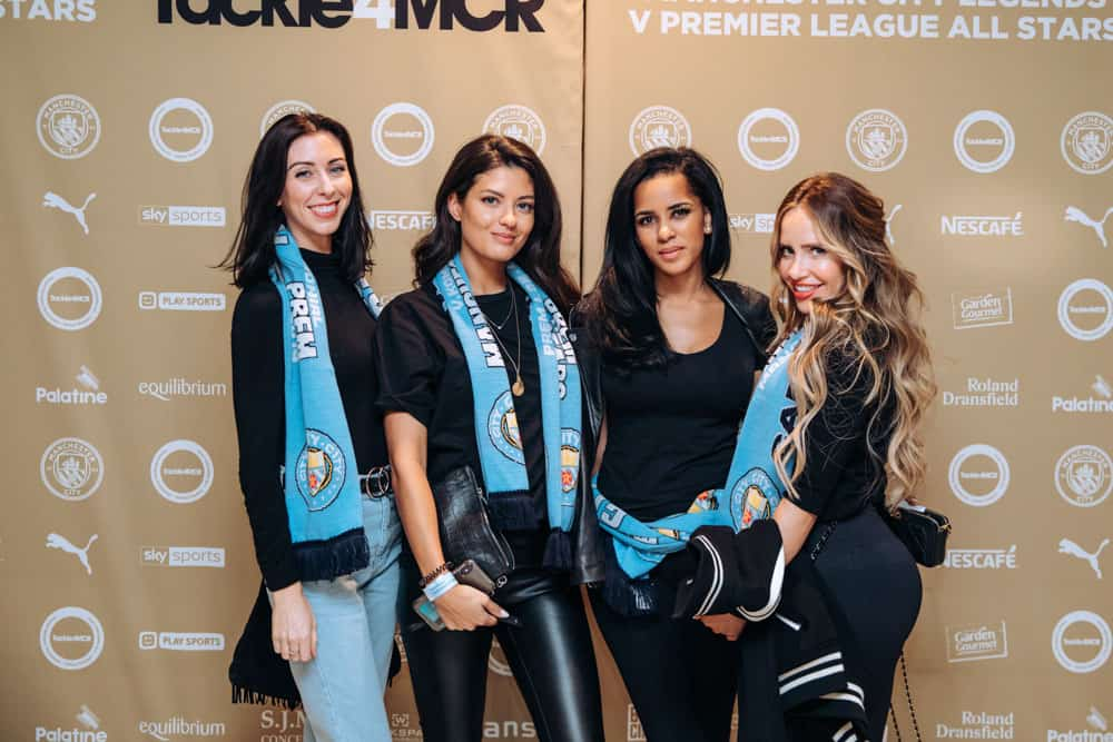 manchester city football club wifes
