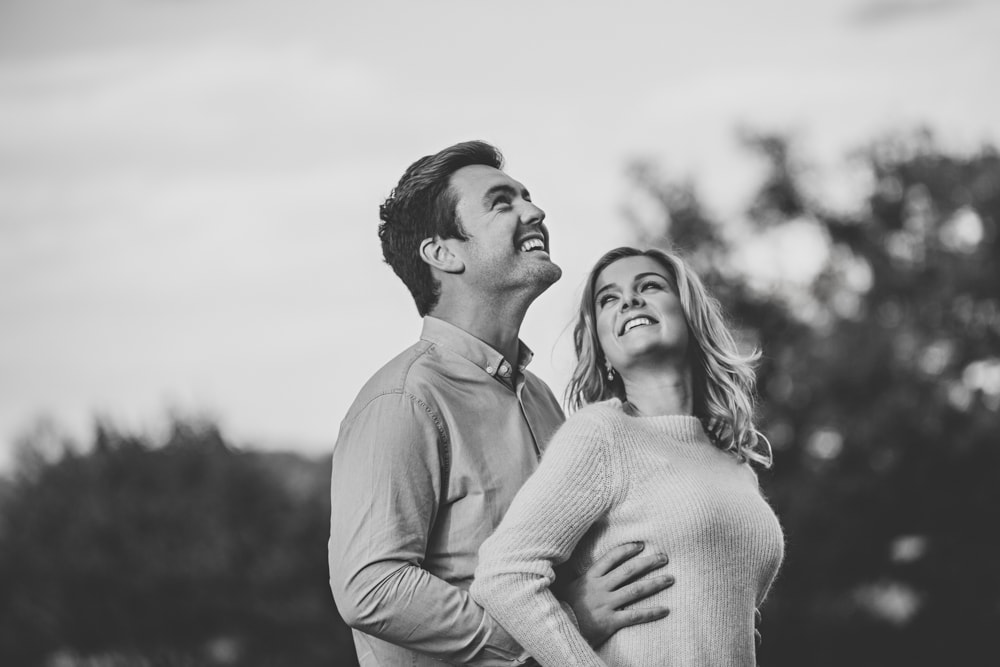 Carey + Andrew's Pre-Wedding Photoshoo