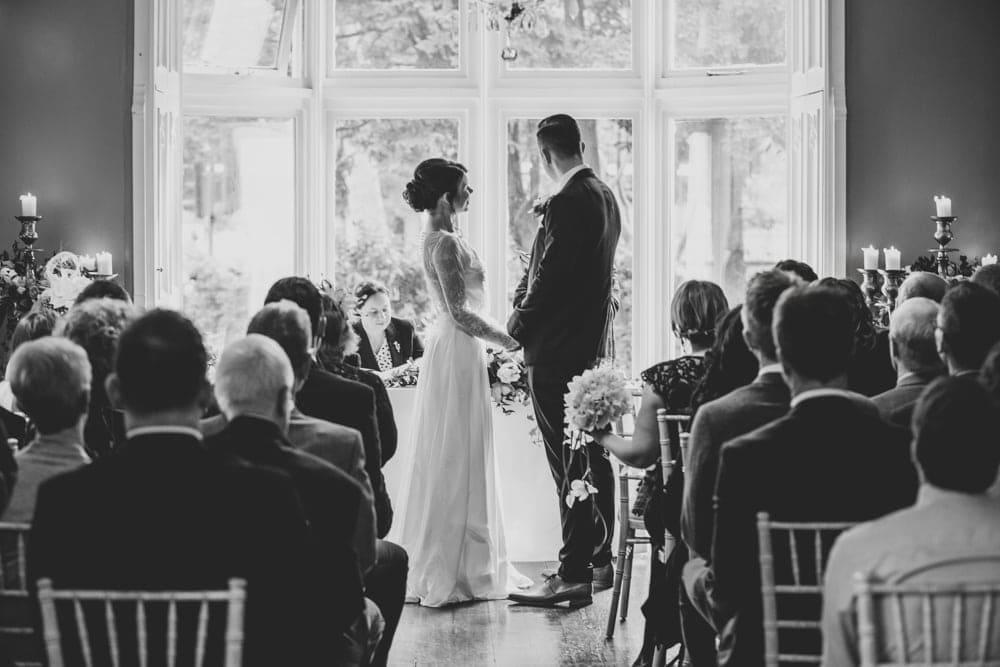 Didsbury House Hotel A Boutique Wedding Ceremony