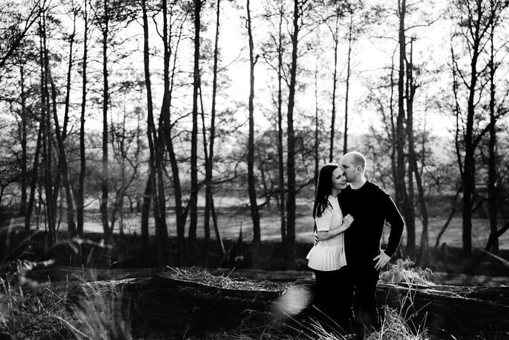 Dunham Massey Engagement Photoshoot
