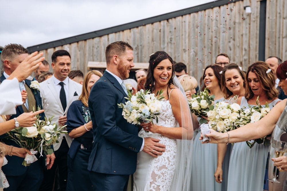 wedding group photos at dove barn in knutsford