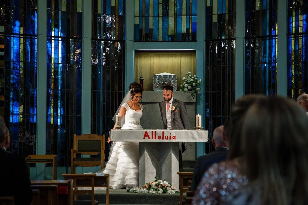 catholic church wedding ceremony