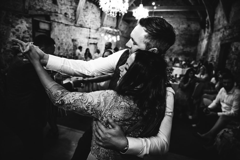 Park House Barn 1st dance in the Lake District