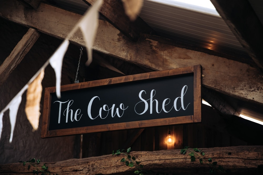 The Cow Shed Park House Barn Wedding