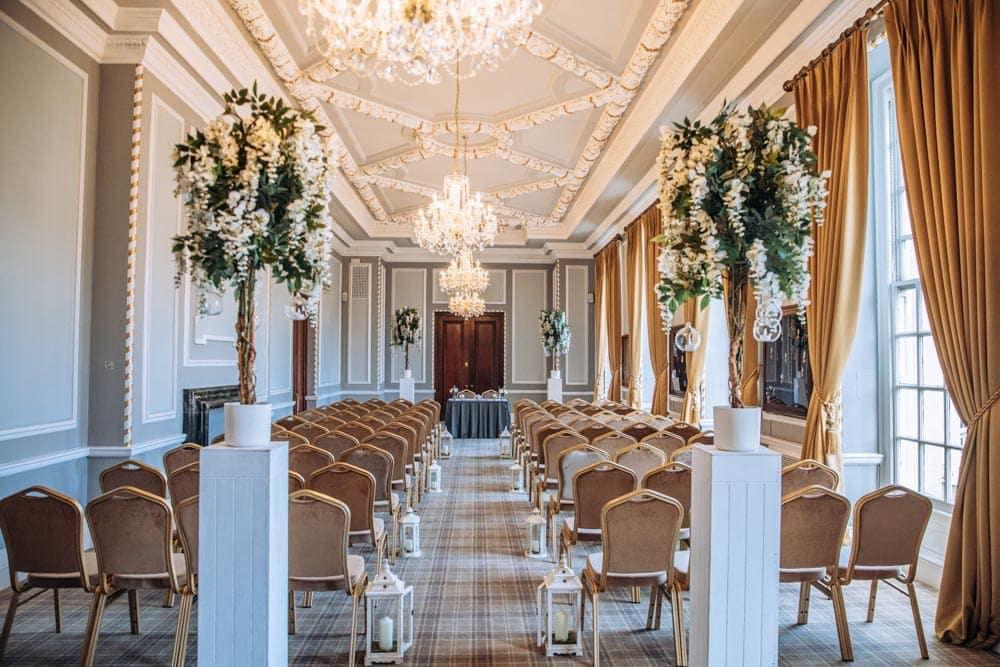 Manchester Hall Wedding