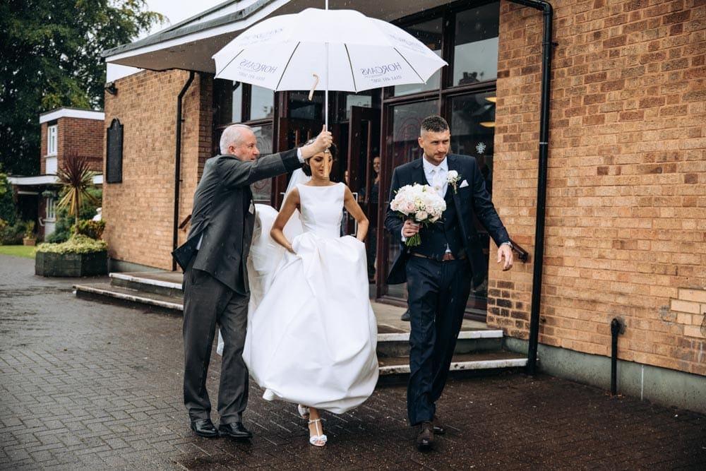 Radisson Blu Wedding in Manchester