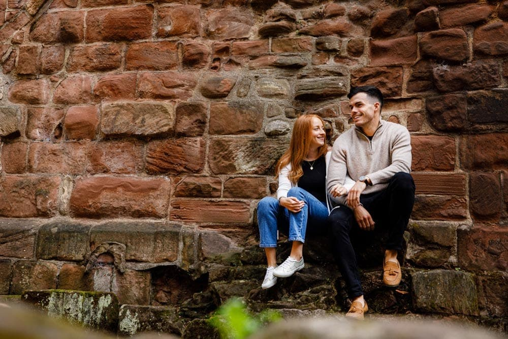 Chester Engagement Photographer