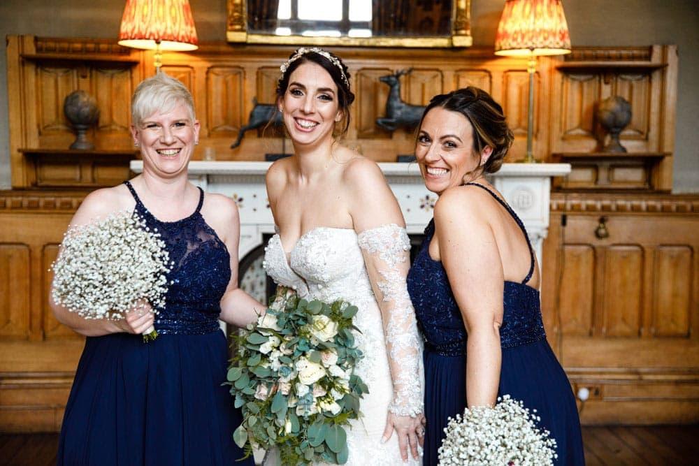 soughton hall february wedding