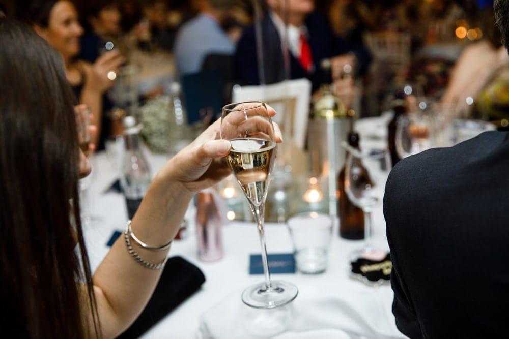 drinks at soughton hall