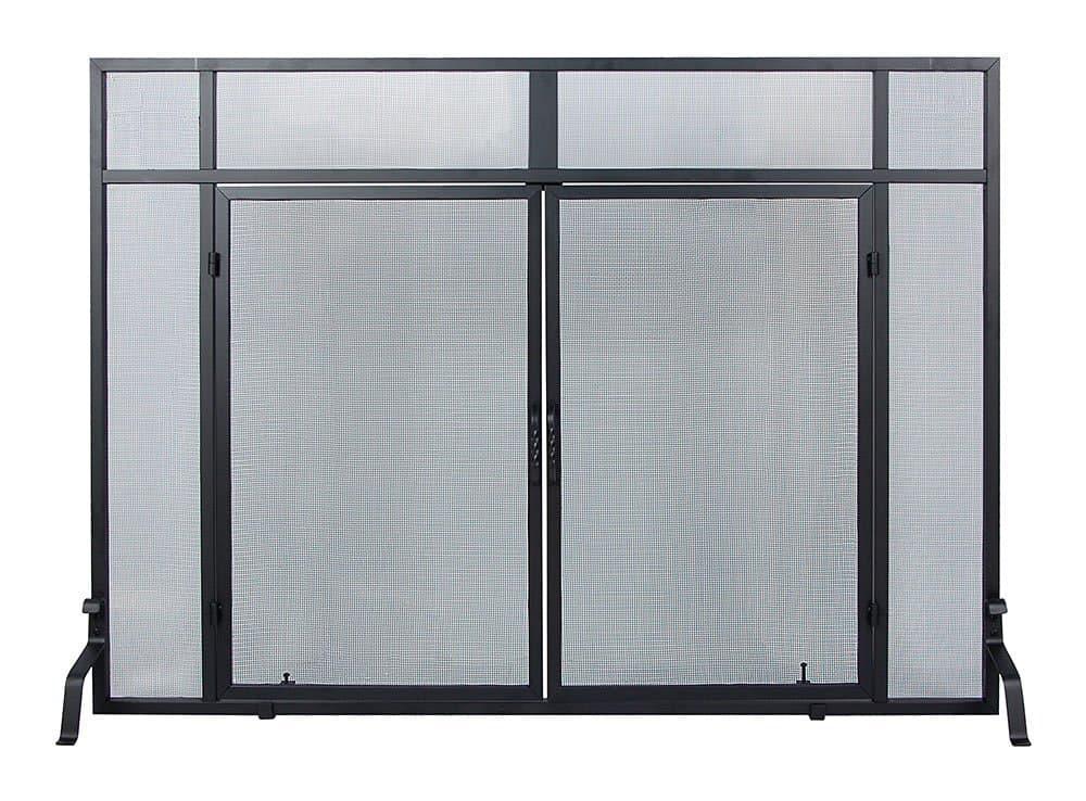 Minuteman International S-66 Windowpane Screen with Doors