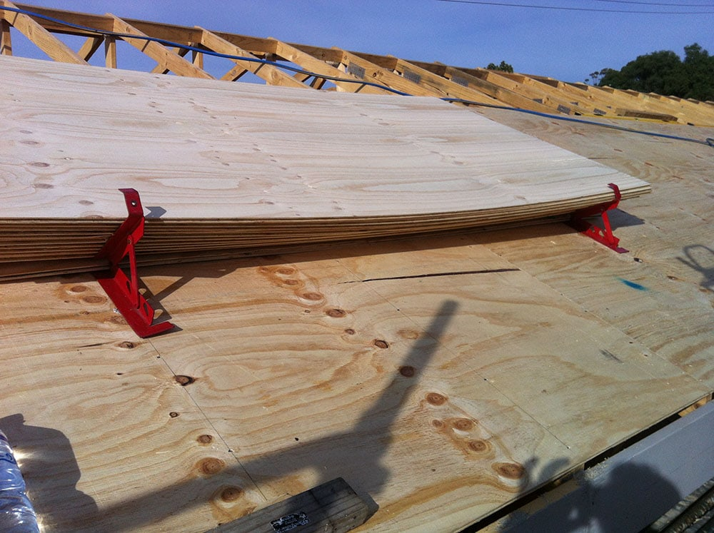 Insulated Roof Sheets Plywood