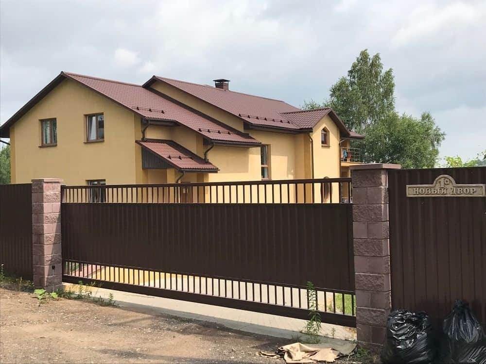 Дом престарелых в д. Новый Двор