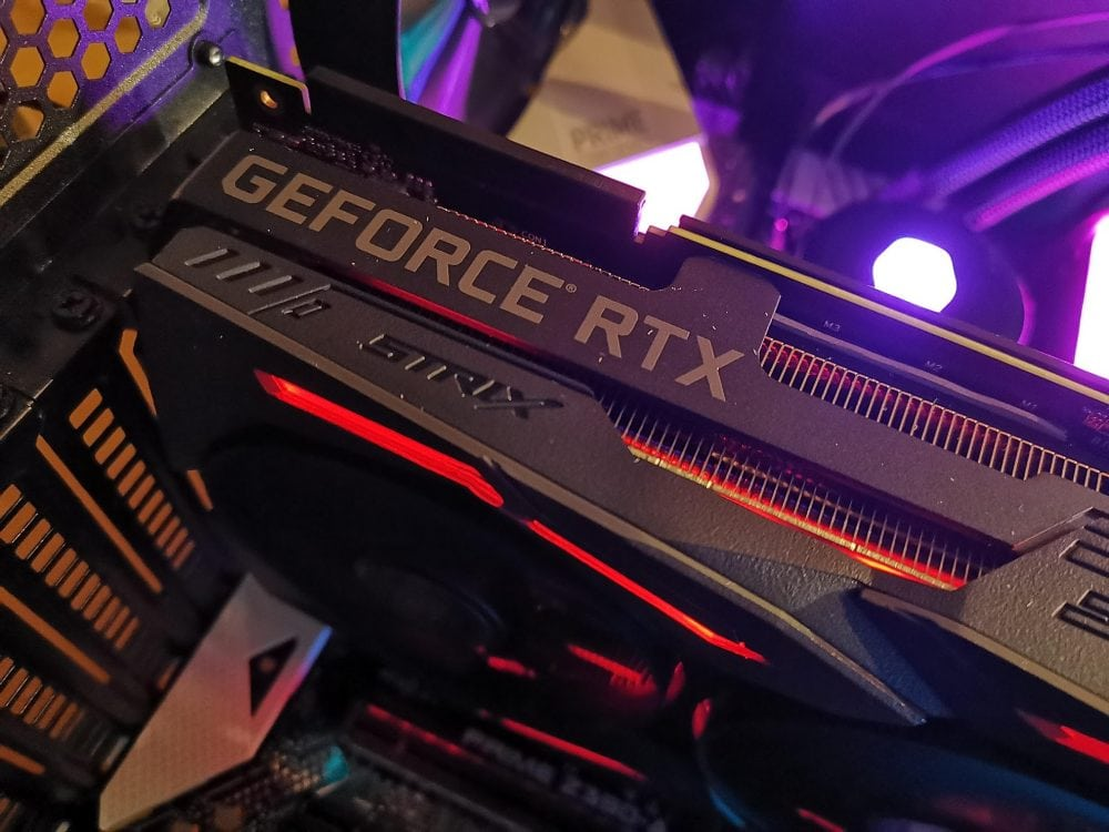nova Geforce RTX 2060