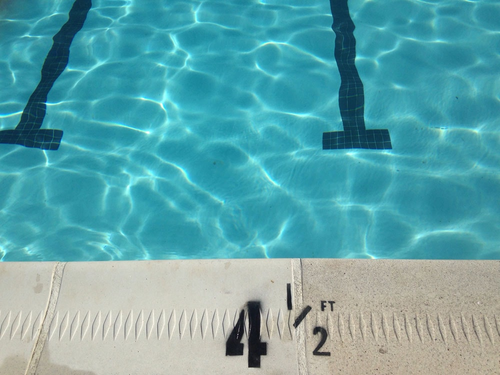 UV Rays - Swimming Pool