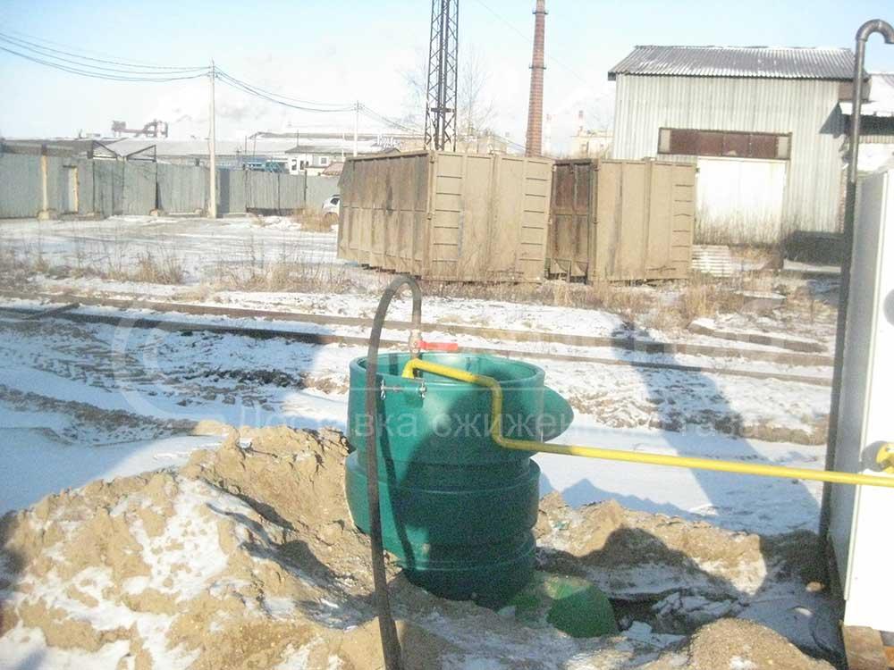 Цена заправки газгольдера в Ярославской области и Ярославле «ГАЗОСНАБ»