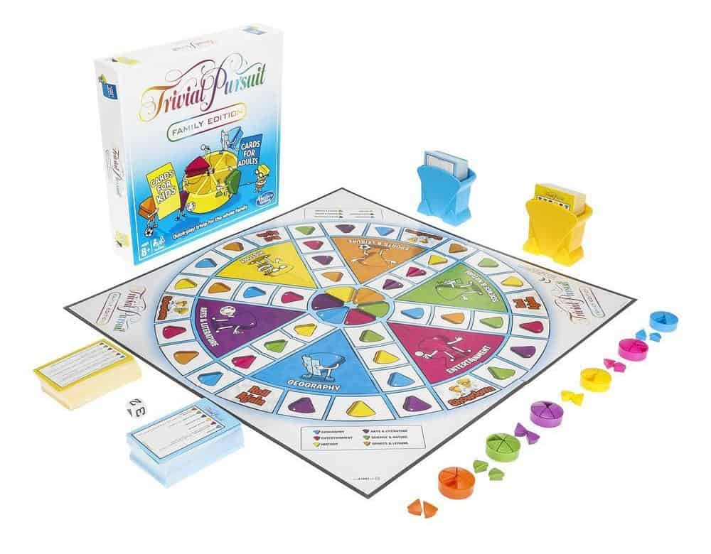 Game of Life - Best Family Board Games for Game Night