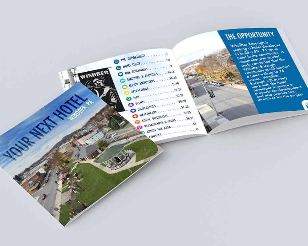 Windber, PA book to attract hotel development