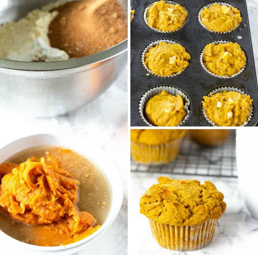 How To Make Pumpkin Muffins
