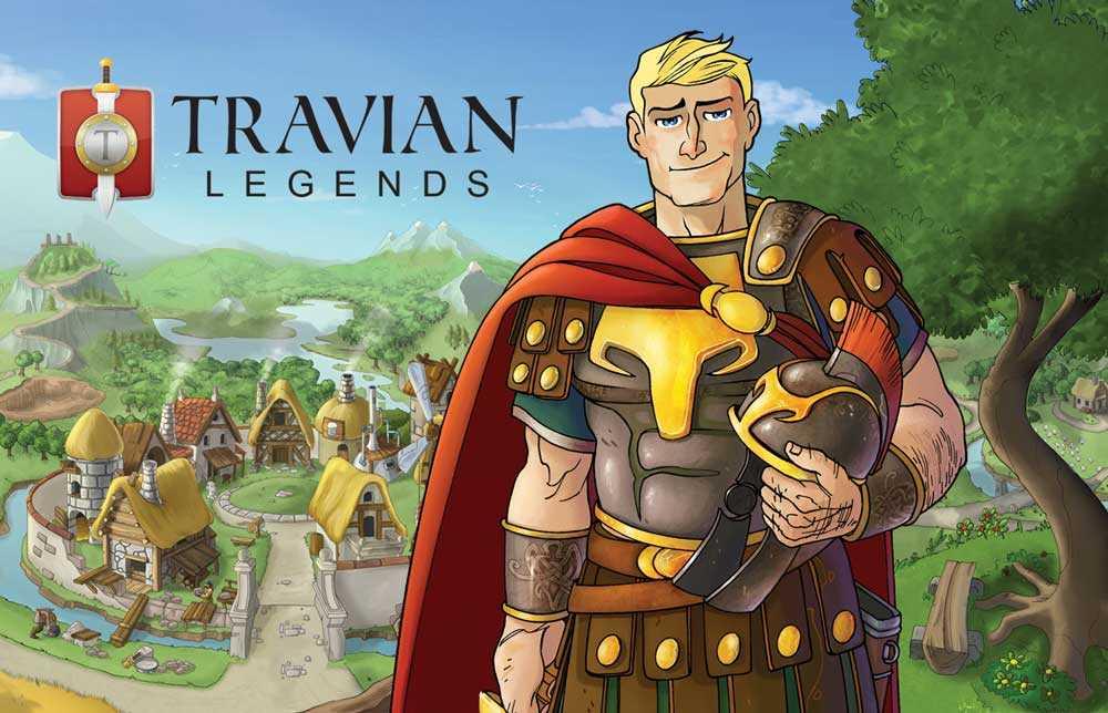 Travian legends www.kamyabscript.ir  - اسکریپت بازی آنلاین تراوین نسخه 6