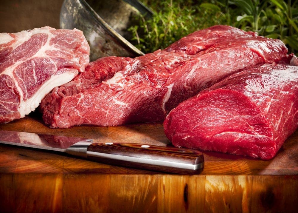 Raw meat should be avoided during pregnancy