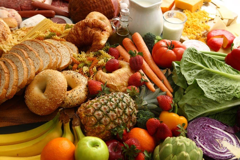 Diet During Pregnancy: Fruits and Vegetables