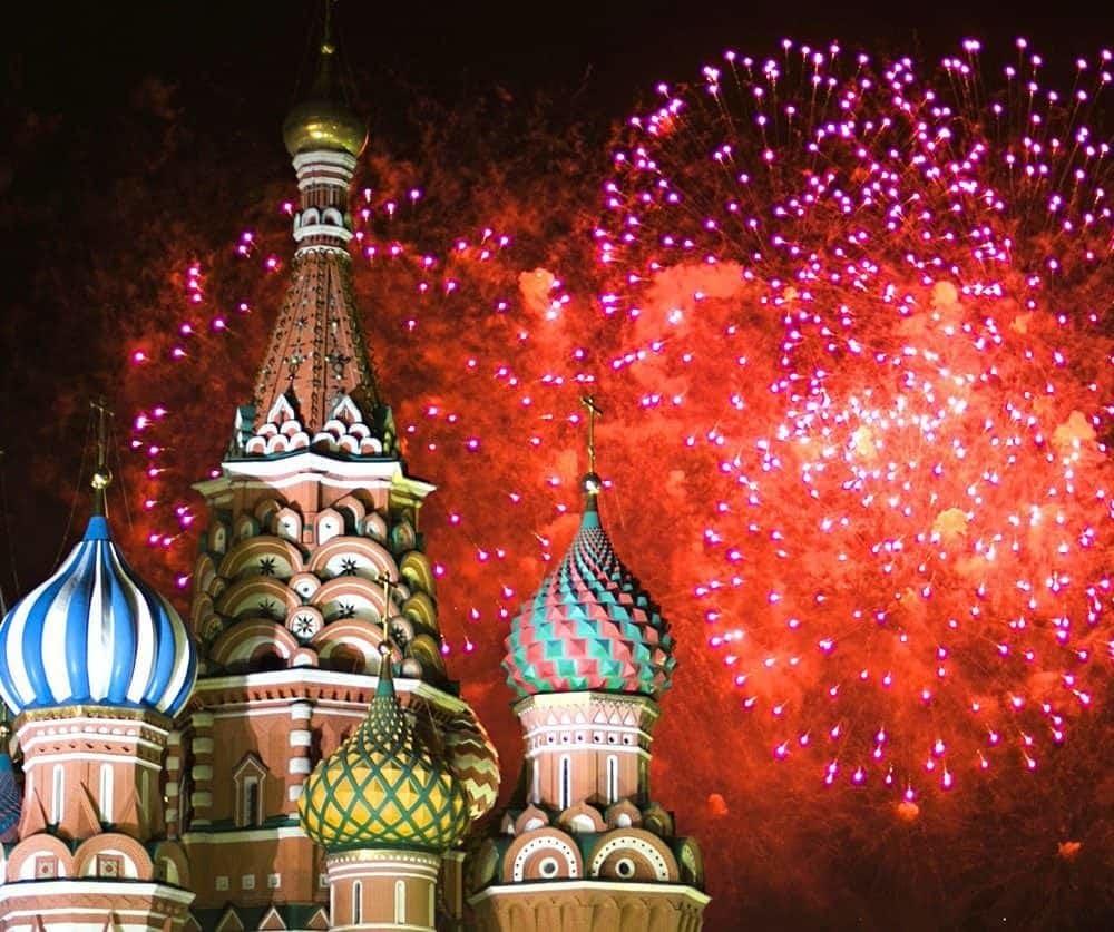 Как встретить Новый год в России? Чем заняться?