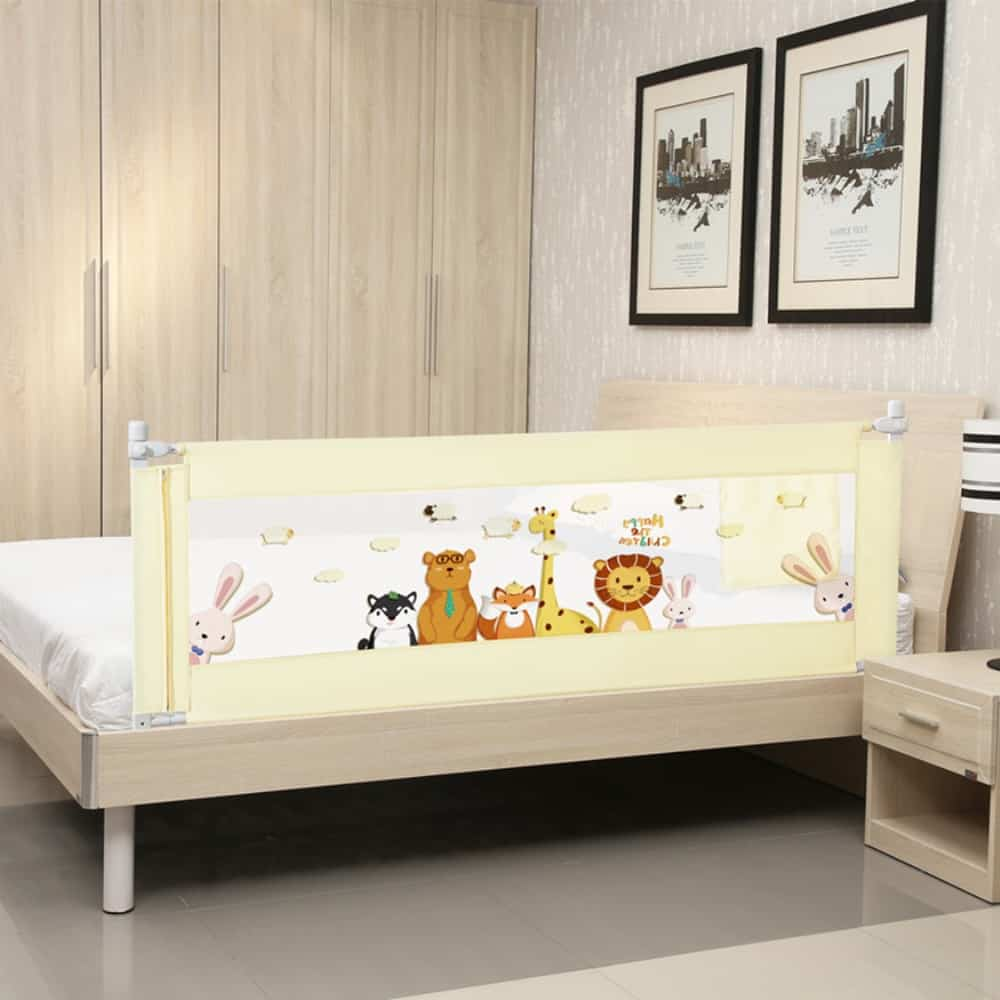 Bed Rail Baby Bed Fence Safety Gate