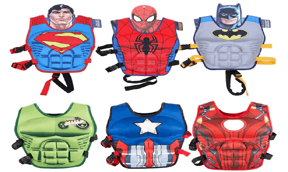 Superhero Life jacket