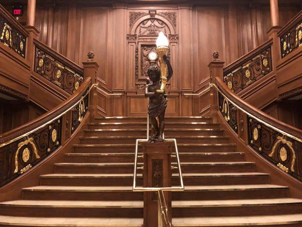 Explore the Titanic Museum in Branson
