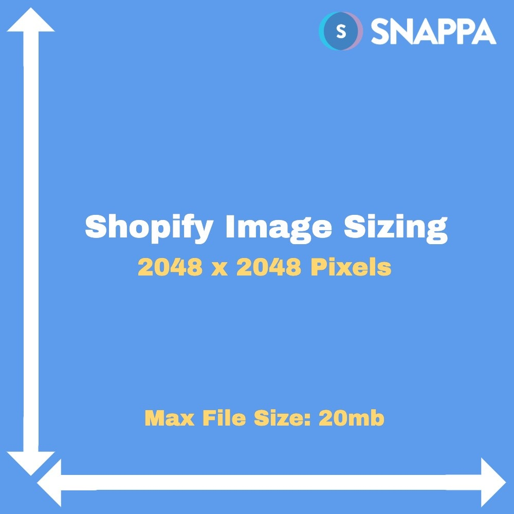 Shopify Image Sizes