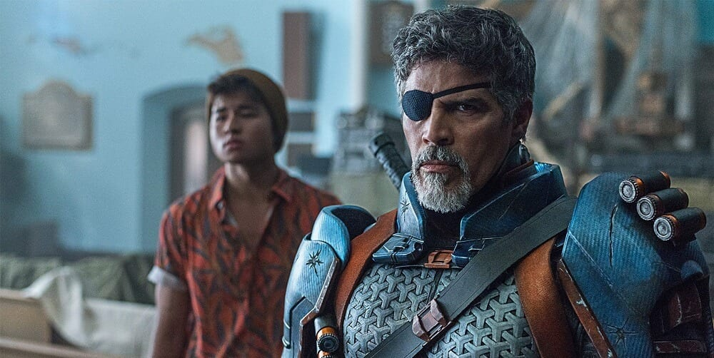 Titans Renewed for Season 3 DC Universe Deathstroke and Jericho
