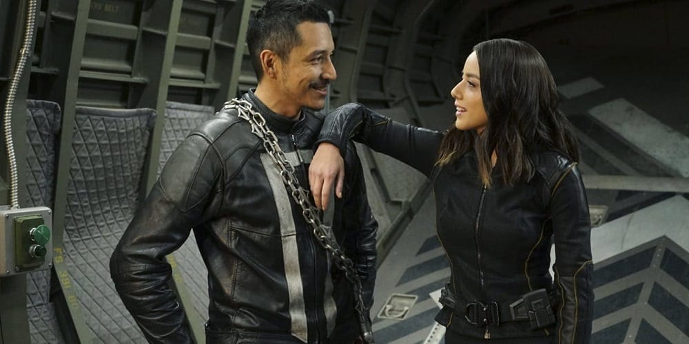 ABC Kevin Feige New superhero Series Daisy and Ghost Rider