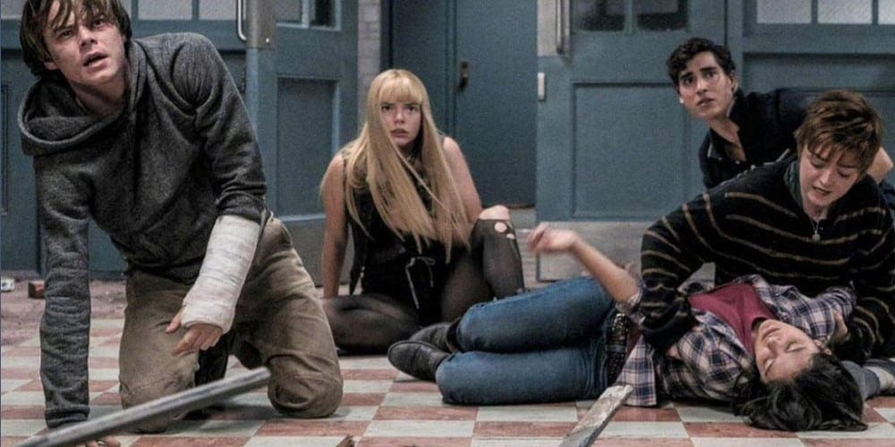 The cast of The New Mutants trailer.