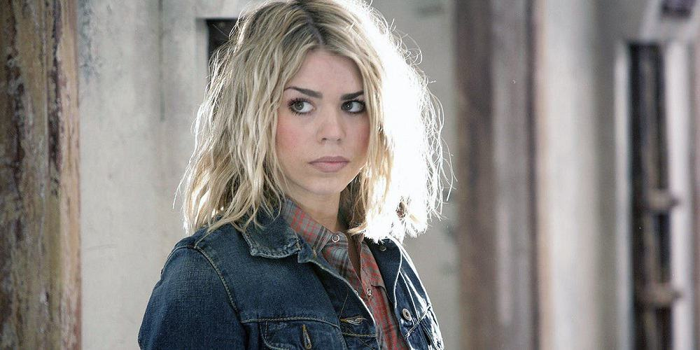 Best Modern Doctor Who Companions Billie Piper Rose