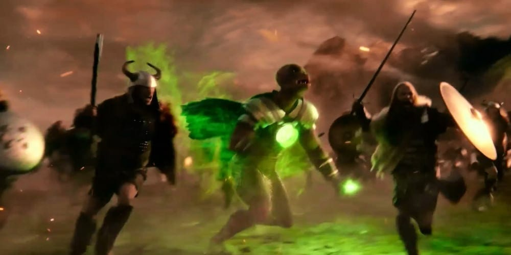 what's in the Snyder Cut Green Lantern.