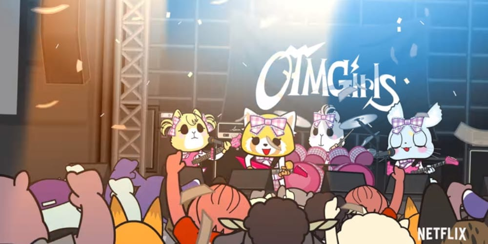Aggretsuko Season 3 Trailer Sees A Switch From Death Metal To Pop