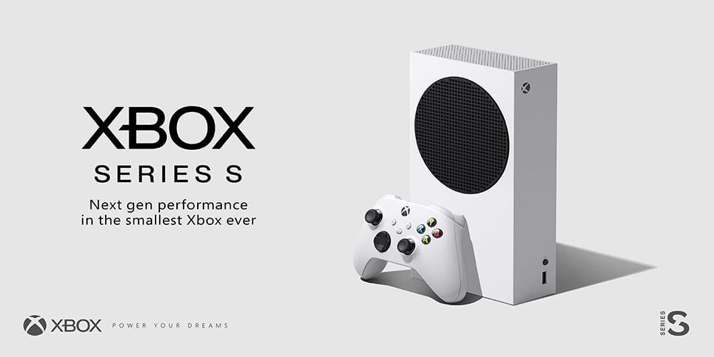 xbox series s reveal