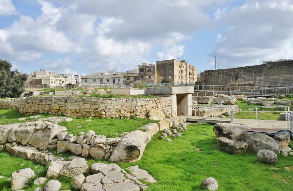 Hal Tarxien, Malta