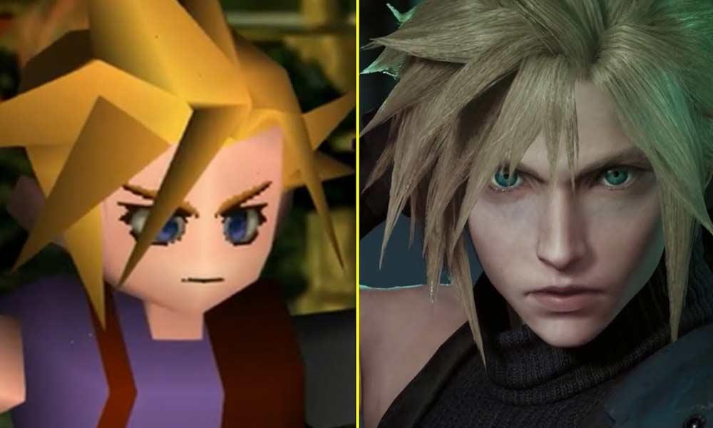 Links: Final Fantasy 7 Original vs. Final Fantasy 7 Remake
