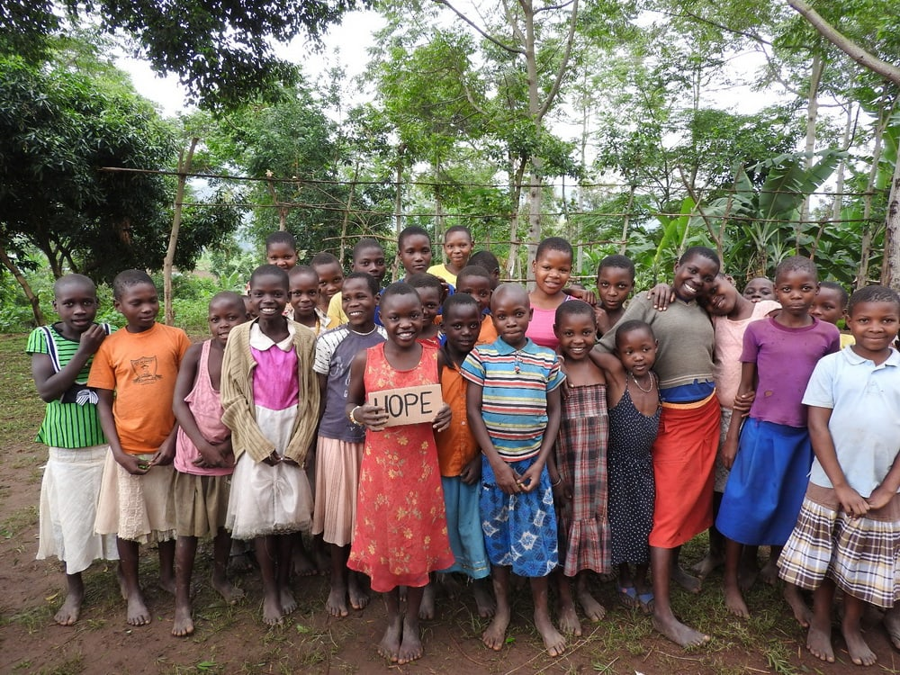 AHU mission Uganda