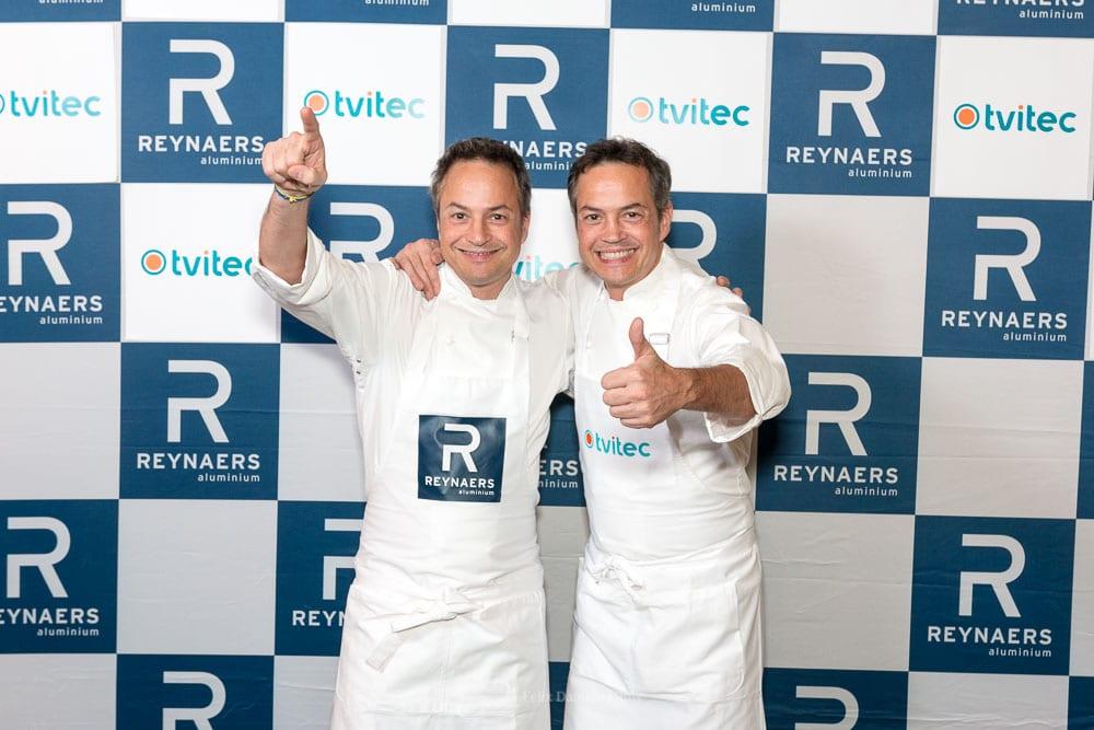 La empresa Reynaers Aluminium inaugura nueva sede en Madrid