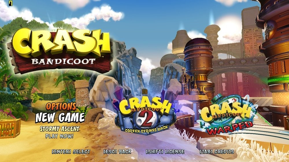 crash bandicoot game legendaris sepanjang masa