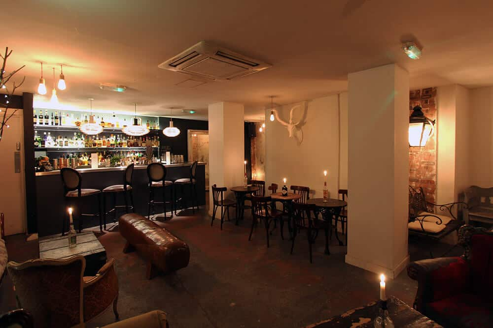 Secret Bars In London | Looking Glass Cocktail Club