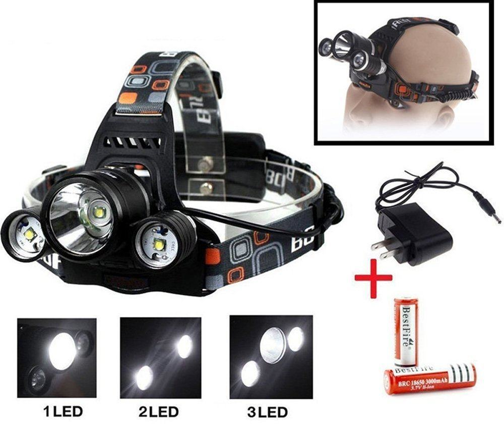 BestFire® Waterproof - Lumens Headlamp Rechargeable