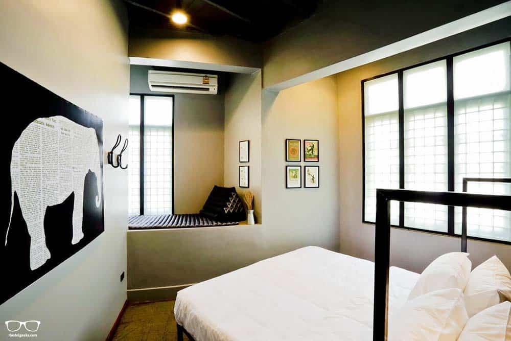 A cute guesthouse in Bangkok: Bed and Bike