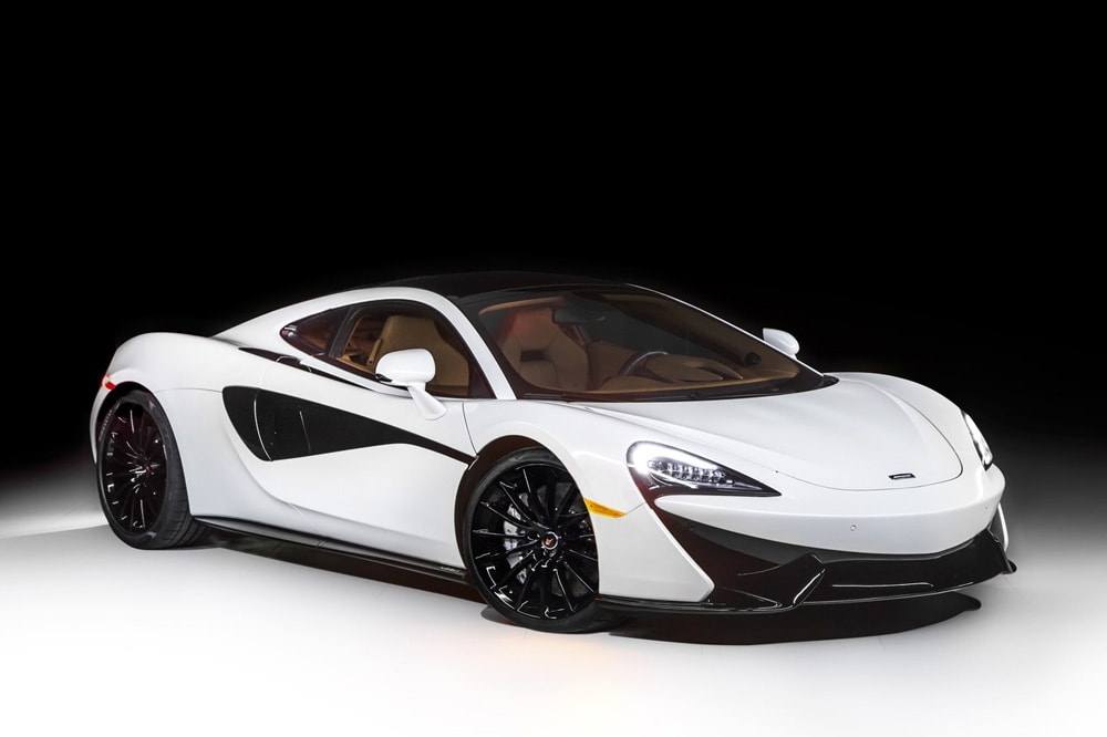 McLaren Unveils Newest Concept Car at Pebble Beach Concours d'Elegance