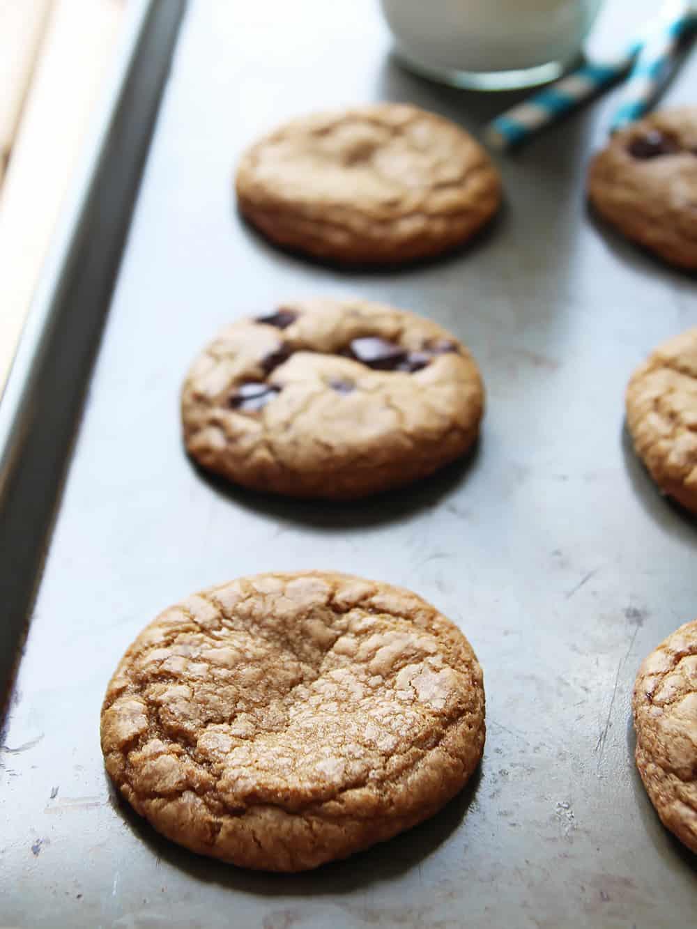 Baked Coconut Sugar Cookies