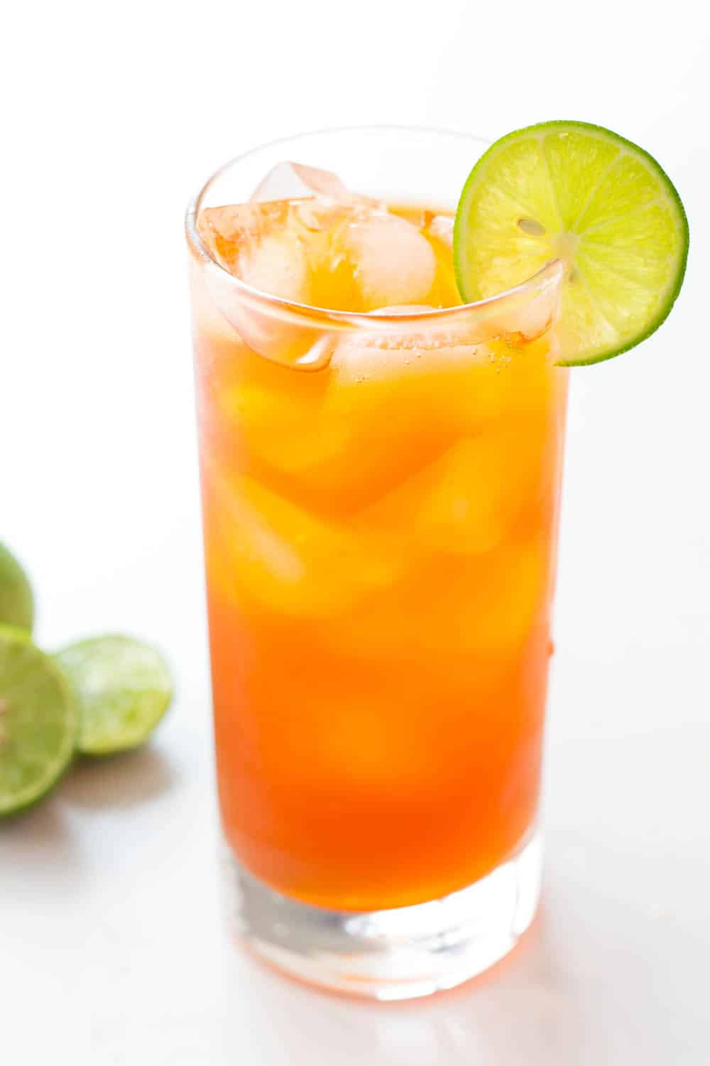Refreshing Thai Iced Tea