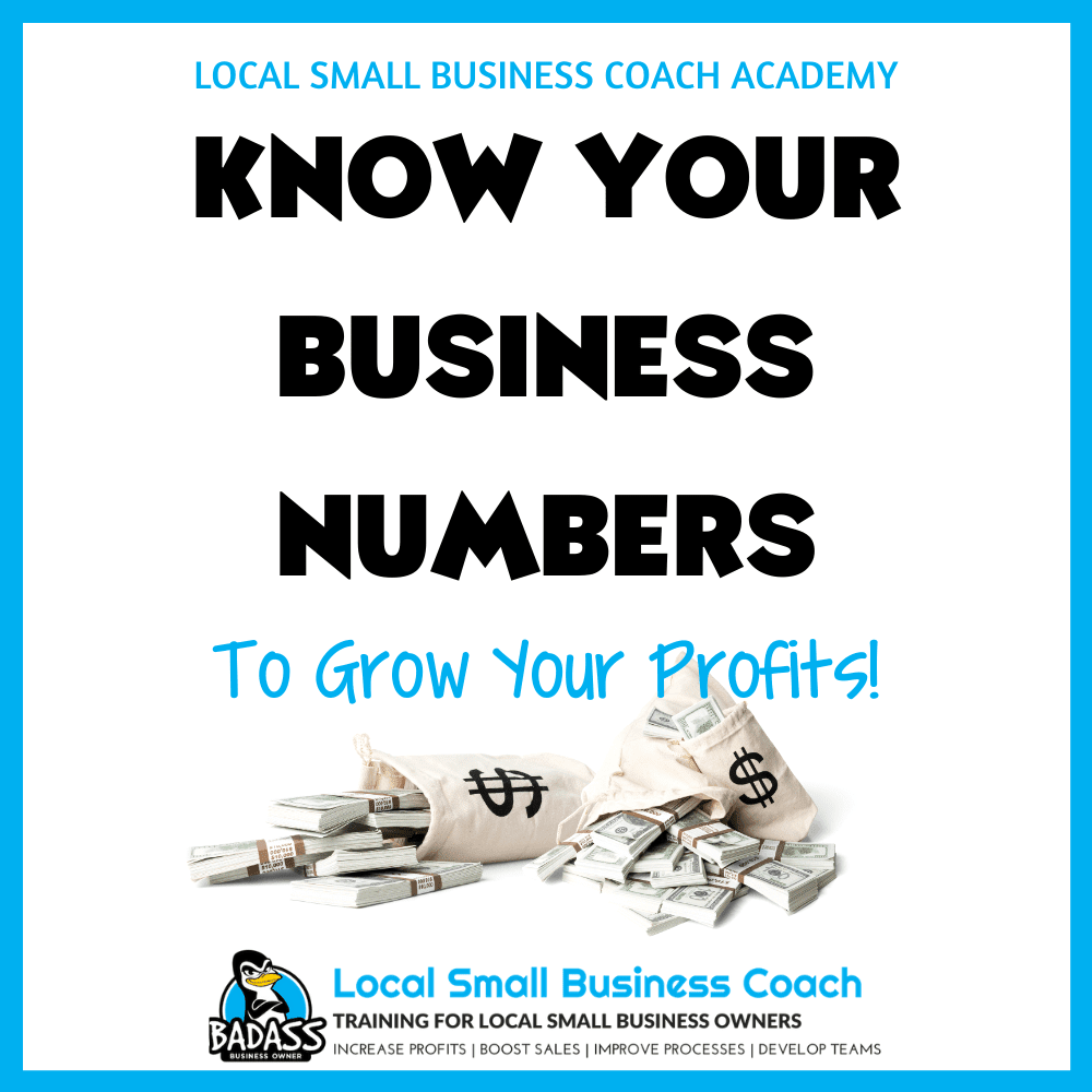 Know Your Business Numbers Course (1)