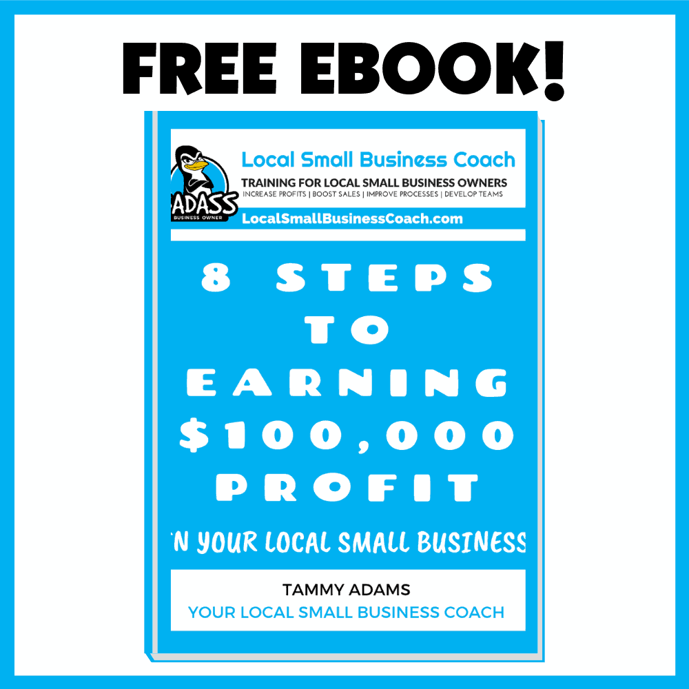 Get Your Free 8 Steps to 100k